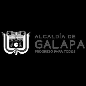 Logo alcaldía de Galapa - cliente jiménez creativos