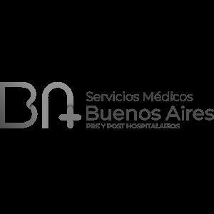 Logo servicios medicos buenos aires 2020